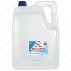 acqua demineralizzata