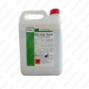 grès lux detergente pavimenti microporosi