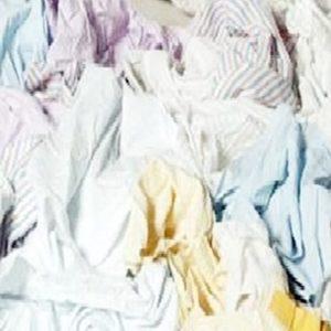 pezzame stracci cotone colorato