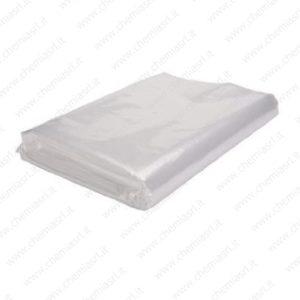 sacchi trasparenti immondizia stesi sfusi
