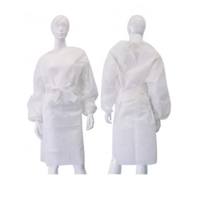 camice bianco monouso dpi