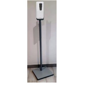 piantana dispenser erogatore automatico igienizzante mani gel alcool antibatterico idroalcolico