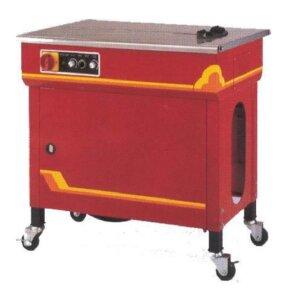 Reggiatrice semiautomatica elettronica per reggia in P.P. tp 501 carenata chiusa